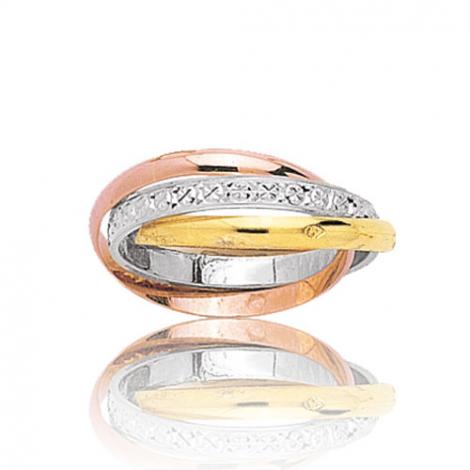 alliance 3 ors florence tr43225 bague de mariage. Black Bedroom Furniture Sets. Home Design Ideas