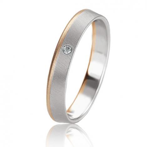 Alliance Basic Lignt 3.5 mm 2 Ors diamant Anaève - 05659