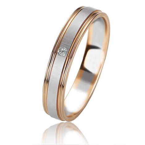 Alliance Basic Lignt 4 mm 2 Ors diamant Darjeeling - 05657