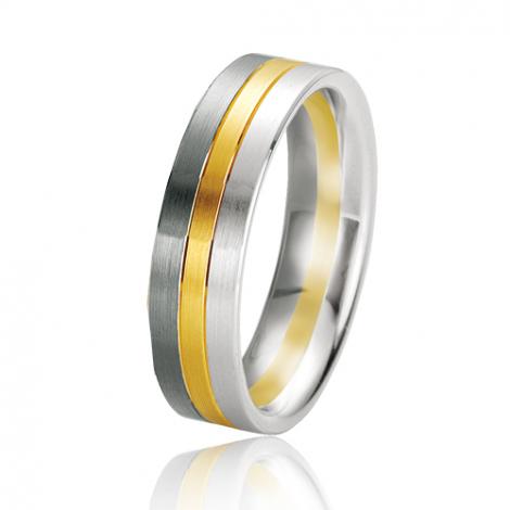 Alliance Black & White Lucia 5.5 mm 2 Ors diamant -06126