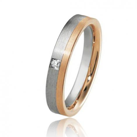 Alliance Breuning Inspiration Celestis 4 mm 2 Ors diamant