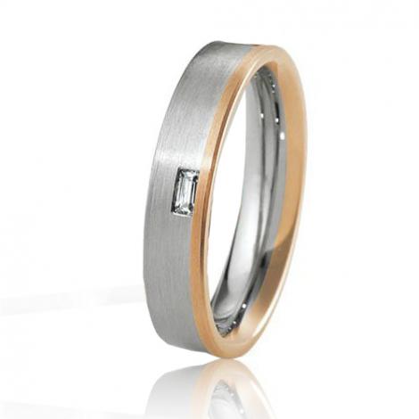 Alliance Breuning Inspiration Mélodie 4.5 mm 2 Ors diamant
