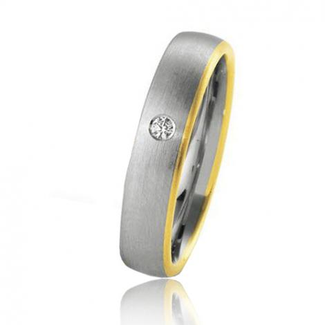Alliance Breuning Inspiration Susanna 4.5 mm 2 Ors diamant