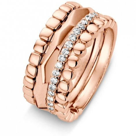 Alliance  diamant One More - Ischia 54670-rose