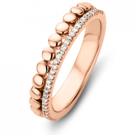Alliance  diamant One More - Ischia 54700-rose