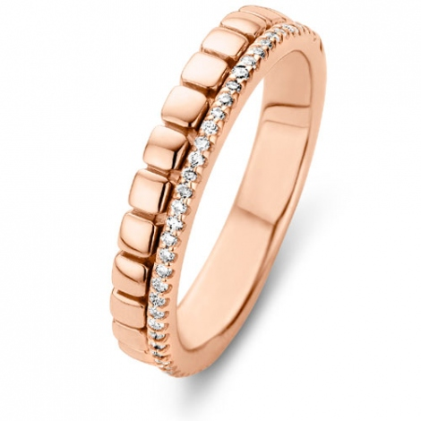 Alliance  diamant One More - Ischia 54703-rose
