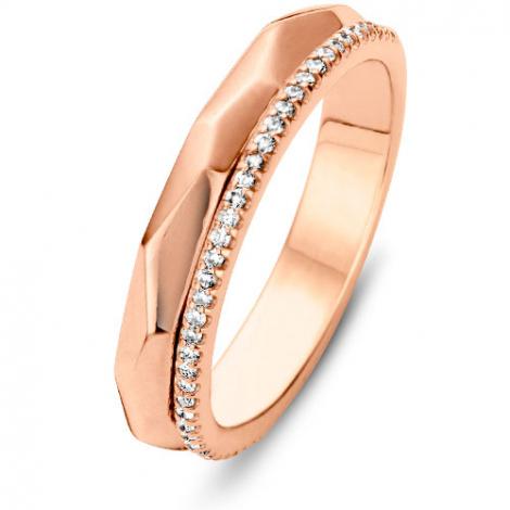 Alliance  diamant One More - Ischia 54705-rose