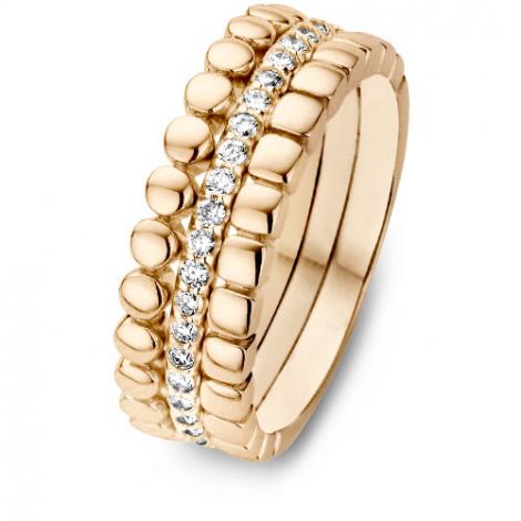 Alliance  diamant One More - Ischia 54706-jaune