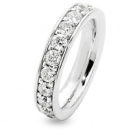 alliance diamant sertie grain bague de mariage 7b8200wd. Black Bedroom Furniture Sets. Home Design Ideas