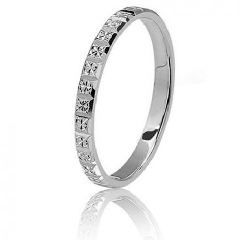 Subtil-Diamant > Alliance de Mariage > Alliances Ponce > Anneau or ...