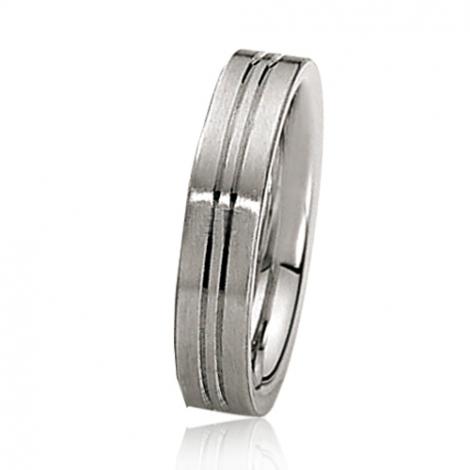 Alliance mariage 4.5 mm -  -