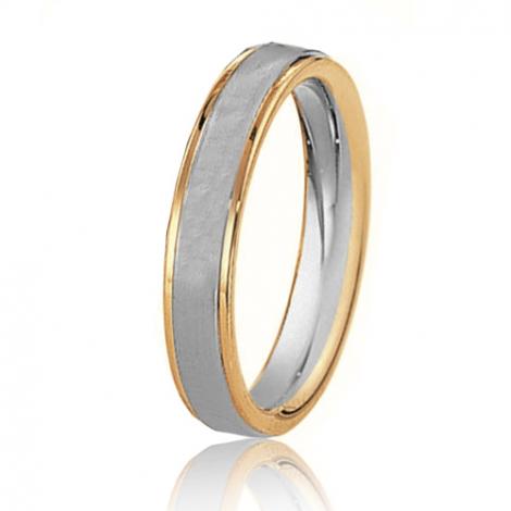 Alliance mariage 4 mm -  -
