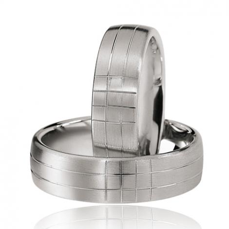 Alliance mariage 6.5 mm -  -