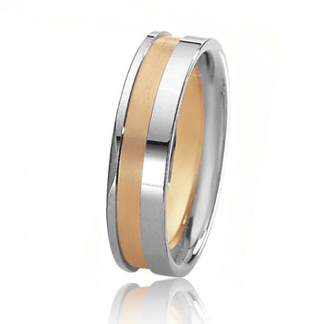 Alliance mariage 6 mm -  -