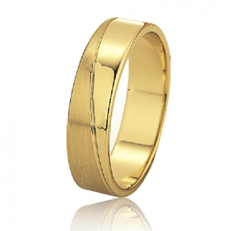 Alliance mariage Slim 5 mm -Coralyne - 81505