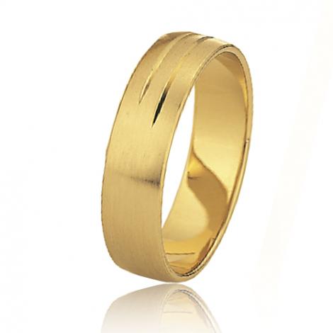 Alliance mariage Slim 5 mm -Veronica - 81507