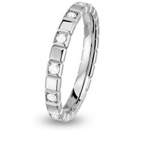 Alliance Nikki beach diamant tour complet Or Blanc - 0.24 ct - Kimmy