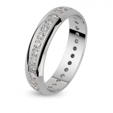 Alliance Orest diamant 0.8 ct - Magalie - 4M21B-C