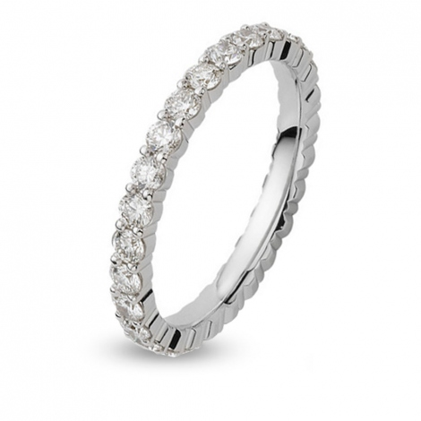 Alliance Orest diamant 1.21 ct - Flore - 650045