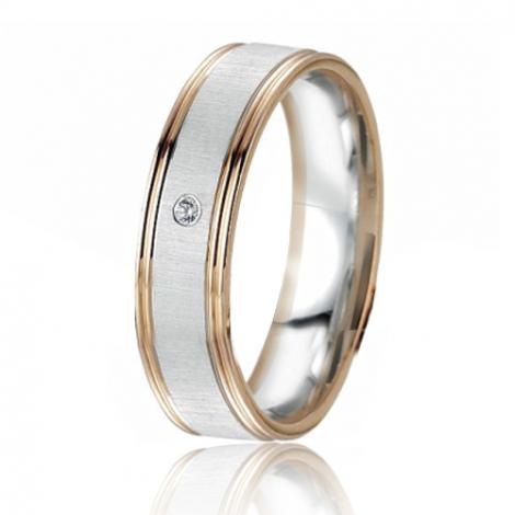 Alliance Smartline Florence 5 mm 2 Ors diamant