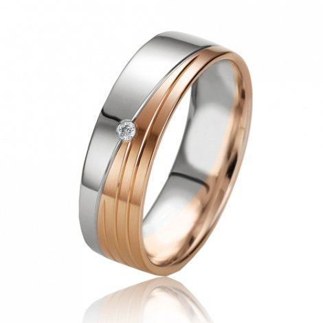 Alliance Smartline Lorelei 6 mm 2 Ors diamant