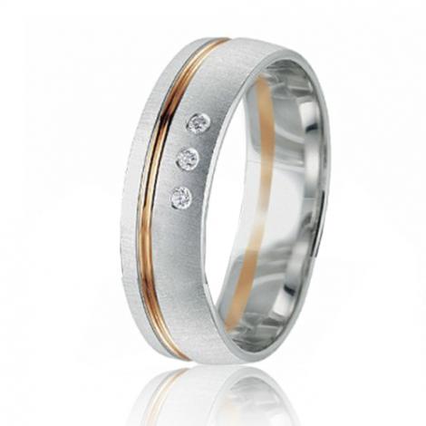 Alliance Smartline Nina 6 mm 2 Ors diamant