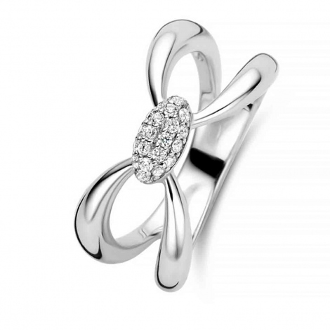 Bague Argent Naiomy Silver -  - Roseline - N9M08