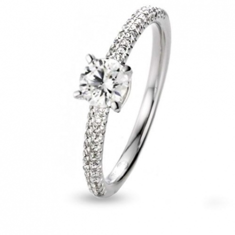 Bague de fiancaille Lauriane 0.40 ct - SOD1940