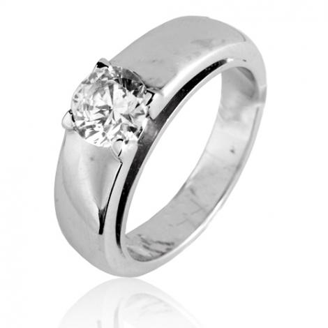 Bague de fiançailles en diamant 1.00 ct Oxanna - 91K265