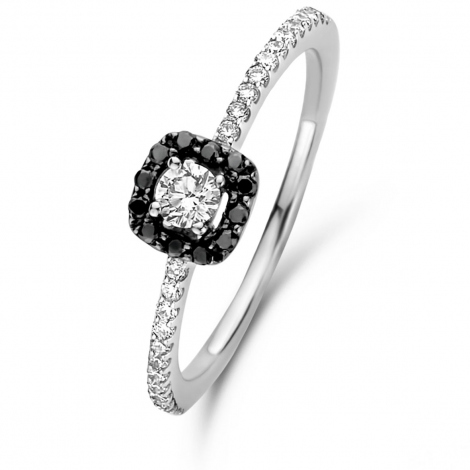 Bague de fiançailles One More 0.11 ct  - Salina 047359A2
