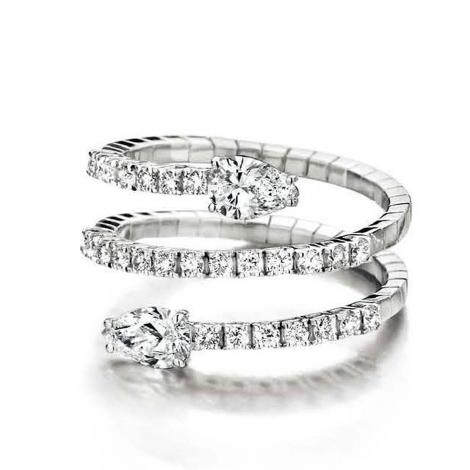 Bague diamant 1.05 ct Adeline - 056196-A