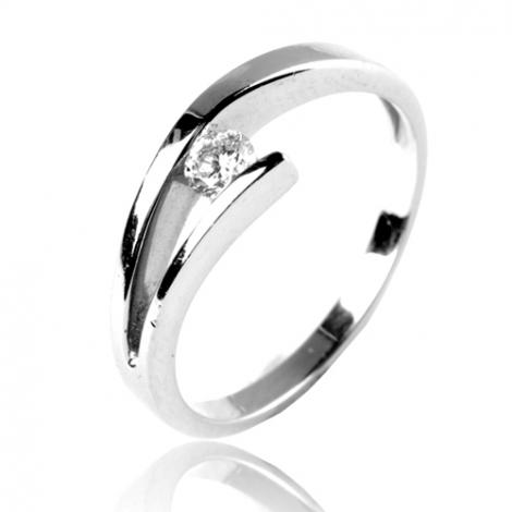 Bague diamant or  0.18 ct Lola - 11927 BT 0.18