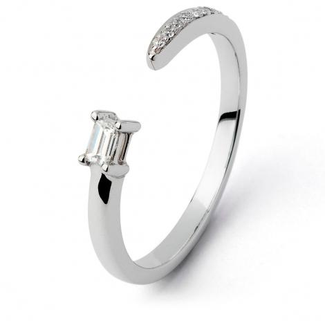 Bague diamant Sweet Paris 0.14 ct Aurèlie- R9918