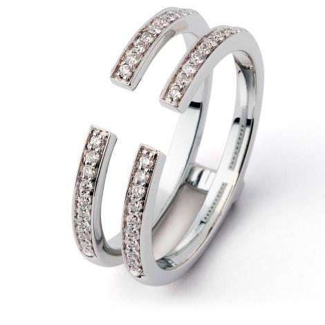 Bague diamant Sweet Paris 0.22 ct Nolwenn- R9931