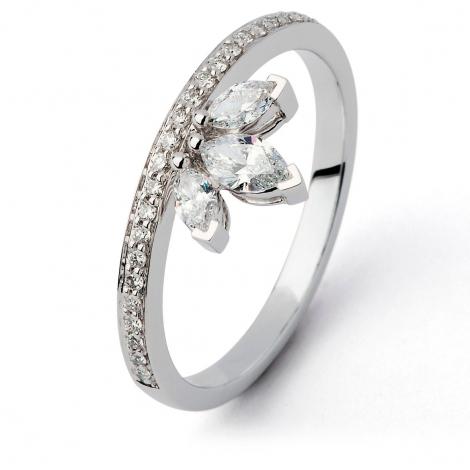 Bague diamant Sweet Paris 0.45 ct Alessia- R9934