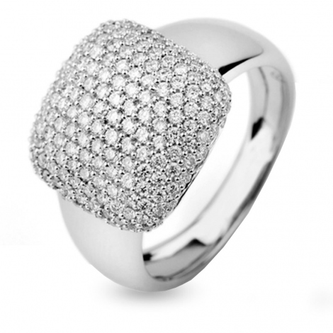 Bague diamants 2 ct Chrystel - R5309