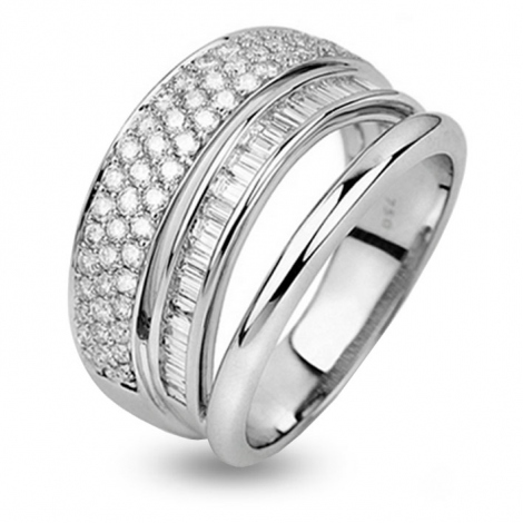 Bague diamants  Moeta - R7403