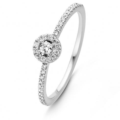 Bague diamants One More  0.05 ct  - Salina 91U924A
