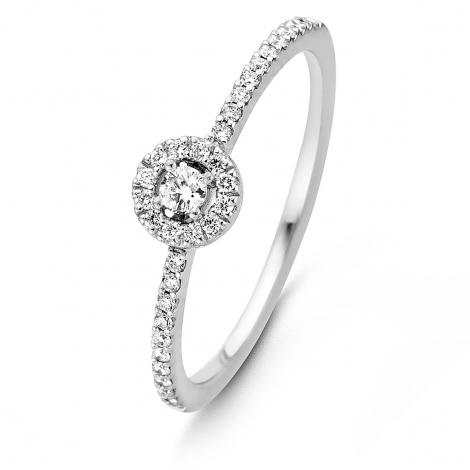 Bague diamants One More  0.05 ct  - Salina 91ZG30A