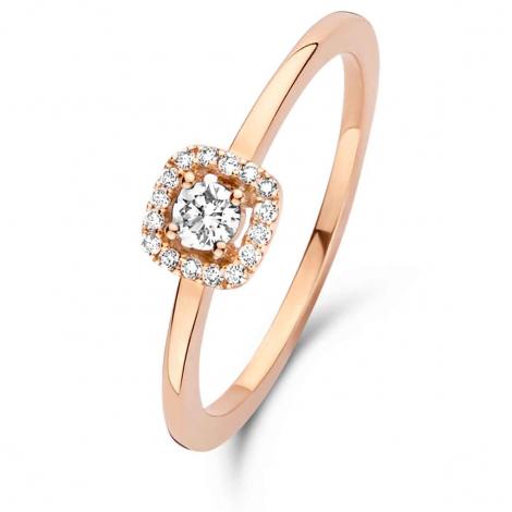 Bague diamants One More 0.10 ct  - Salina 51320-A