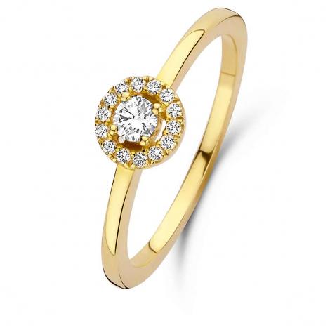 Bague Diamants One More 0.11 ct  - Salina 051748A