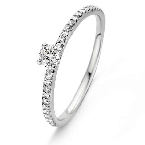 Bague diamants One More 0.12 ct  - Salina 91ZG30