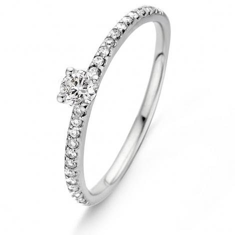 Bague diamants One More 0.14 ct  - Salina 91ZG36A