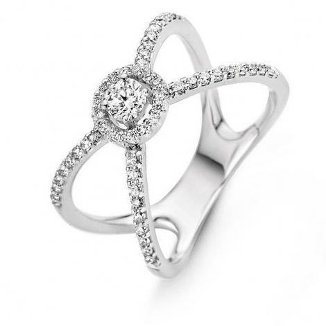 Bague diamants One More 0.18 ct  - Salina 057207