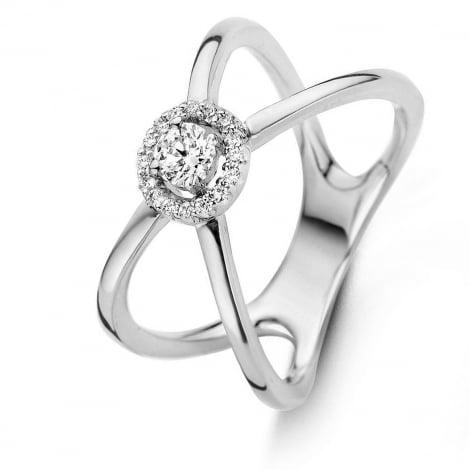 Bague Diamants One More 0.18 ct  - Salina 057914