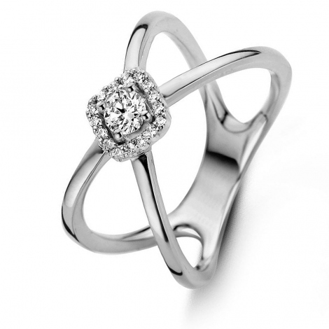 Bague Diamants One More 0.18 ct  - Salina 057976