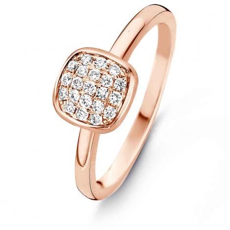 Bague Diamants One More 0.19 ct  - Vulsini 91GD08A