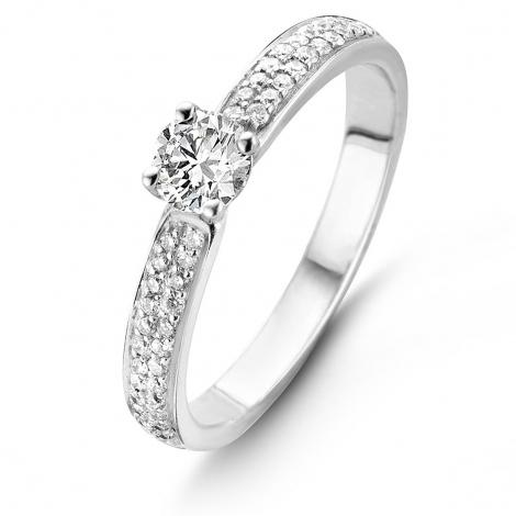 Bague diamants One More 0.20 ct  - Salina 91Q437A