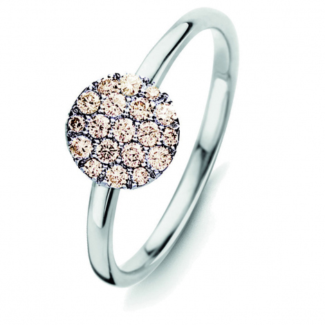 Bague diamants One More 0.28 ct  - Eolo 91Z708A3