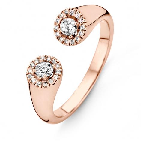 Bague diamants One More  0.28 ct  - Salina 059412A